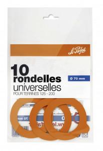 Rondelles Universelles Le Parfait 70mm