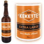 Bière Kekette Blonde 75cl