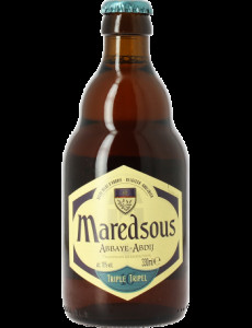 Triple Maredsous 33cl