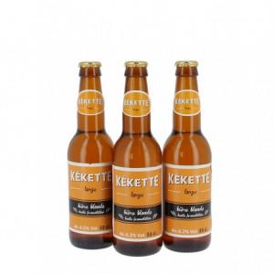 Bière kekette Blonde 33cl